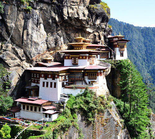 Bhutan Enchanting Kindom