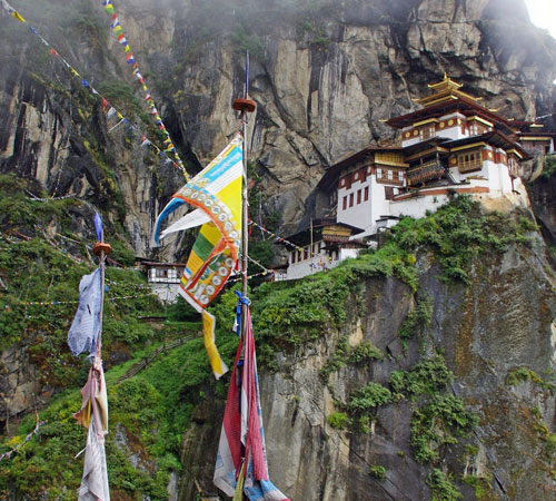 Bhutan at a Glance by Road